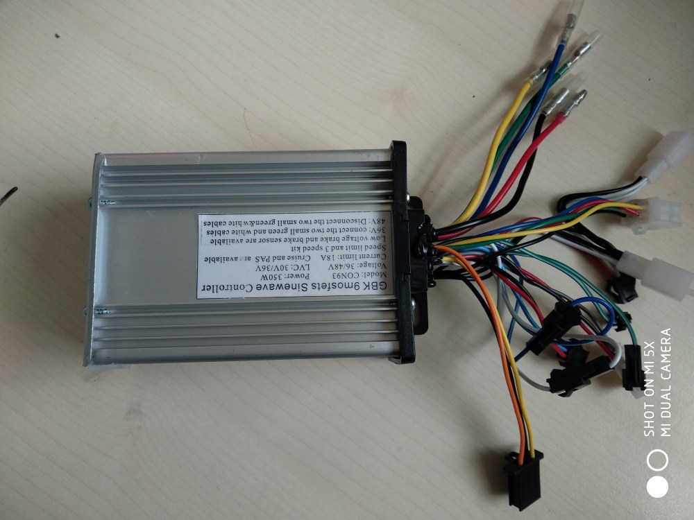 medium resolution of wiring a electric bike controller 36v diagram wiring library no electric scooter controller wiring diagram con93