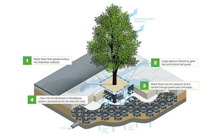 Drainage Pond Design