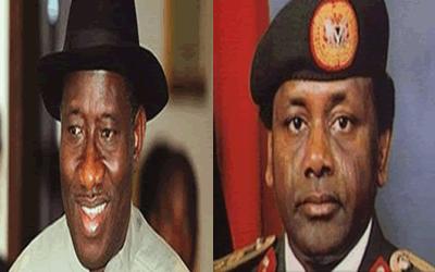 Jonathan and Abacha