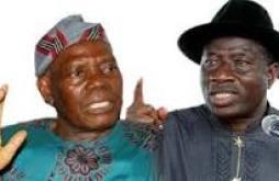 Akande and Jonathan