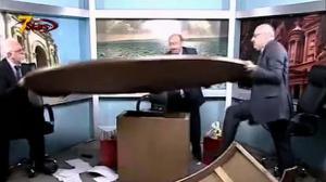 Journalists Fight On TV