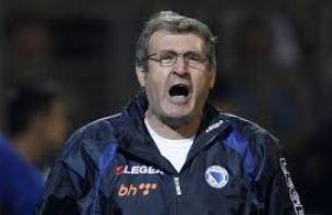 Bosnia coach