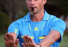 Referee Peter