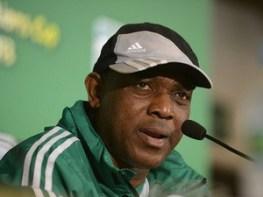 Nigeria Super Eagle coach, Stephen Keshi