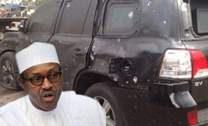 Buhari escapes assassin