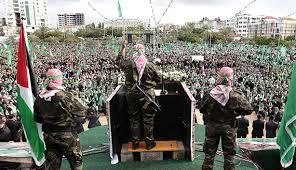 Hamas at war