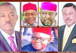 Igbo governors
