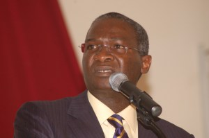 Lagos state Governor, Tunde Fashola