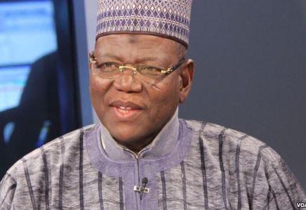 Governor Sule Lamido