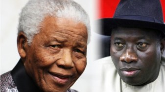 Mandela and Jonathan