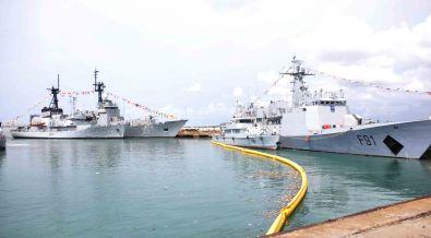 Naval ships