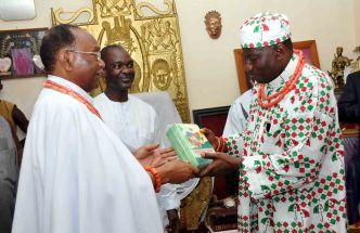 Oba of Benin Rep