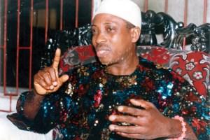 MASSOB leader RalphUwazuruike