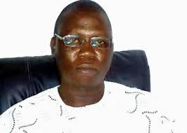 Factional leader of the Odua People's Congress, OPC, Gani Adams