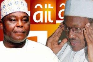 Buhari and AIT