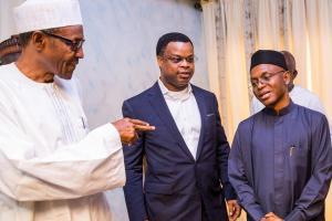 Buhari and el Rufai