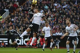 Madrid and Valencia