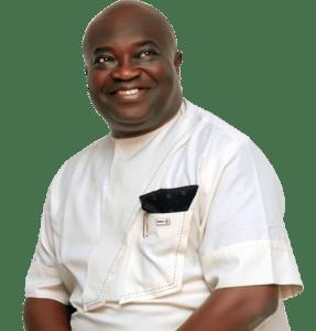 Abia governor Ikpeazu