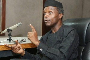 Osinbajo to traditionalrulers