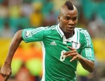 Brown Ideye Super Eagles
