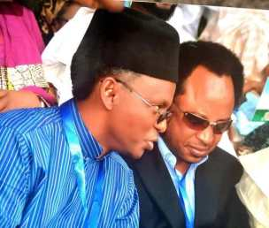 El Rufai and Shehu Sanni