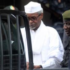 Ex Chadian leader