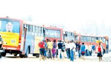 Abuja buses