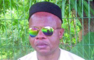 Blind man bagged PhD