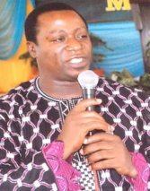 Pastor Sunday Ibrahim CAN Kaduna