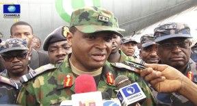 Chief of Air Staff Sadique Abubakar