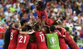 Portugal the new Euro champion