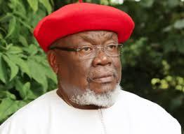 Pro Biafran leader