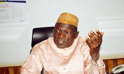 Ahmed Makarfi, PDP National Chairman