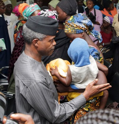 osinbajo-and-freed-chibok-girls