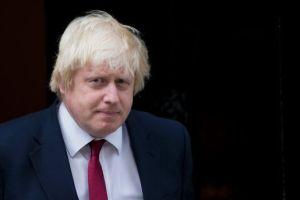 British Boris Johnson