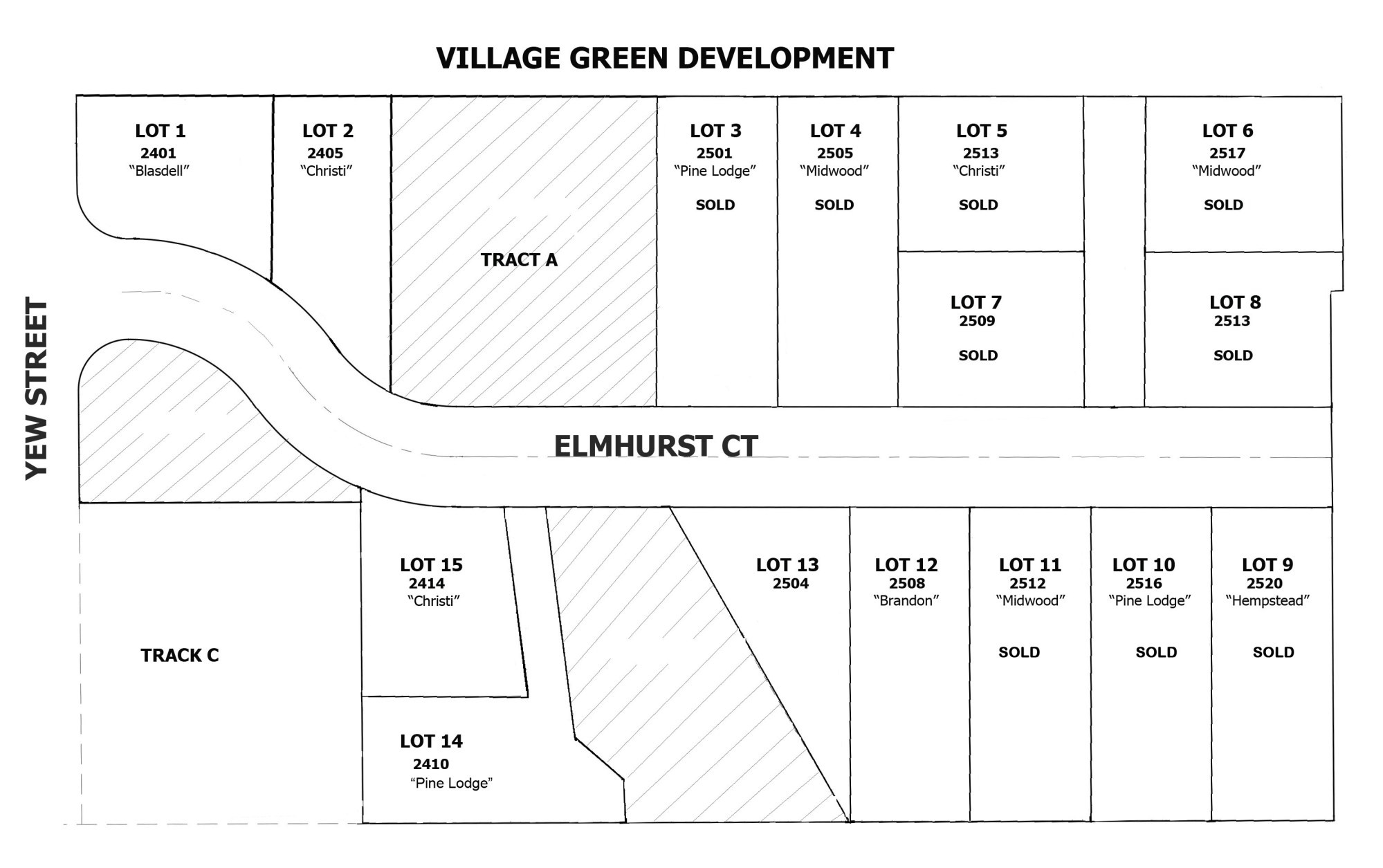 hight resolution of village green subdivision 022519sm copy