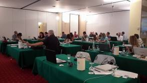 The Green Bubbles Open Workshop dedicated much time to open floor discussions at the end of each day