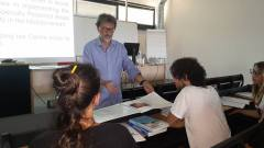 Dr. Carlo Cerrano (Green Bubbles' coordinator and course organiser) explains why communicating science is key to conservation and resource management