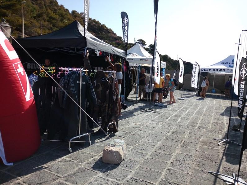 #ItalyDiveFest #GreenBubbles #Ustica