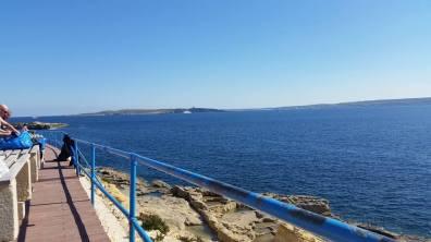 Gozo diving spot