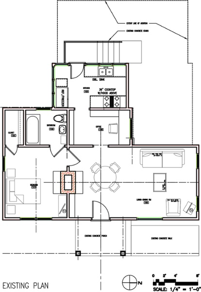Green Builder HOTY2014-Historic Cottage Renovation