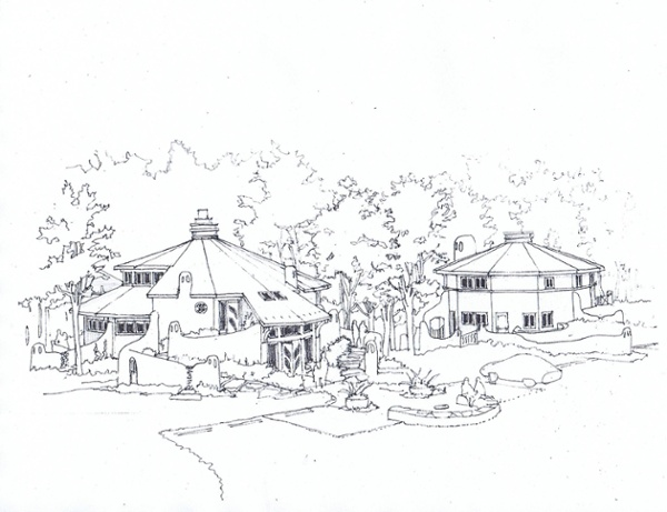 Green Builder HOTY Entry-Integrative Healing Center Residence