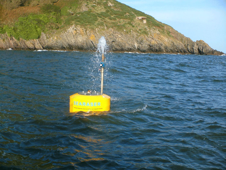The Searaser A New Wave Energy Device That Simplifies Electricity