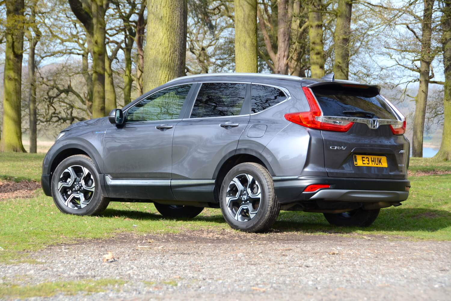 Learn more about this exciting. Honda Cr V Hybrid Awd Ex 2019 Review Greencarguide Co Uk
