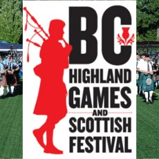 BC Highland Games & Scottish Festival 2016