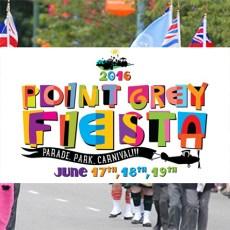 Point Grey Fiesta 2016