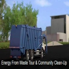 Field Trip – Energy From Waste Tour & Community Clean Up