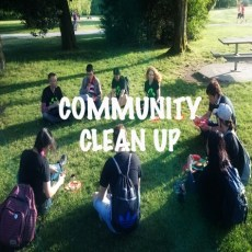 March Community Clean Up 2017