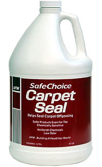 Solution for Carpet Fumes | Green Chi Cafe