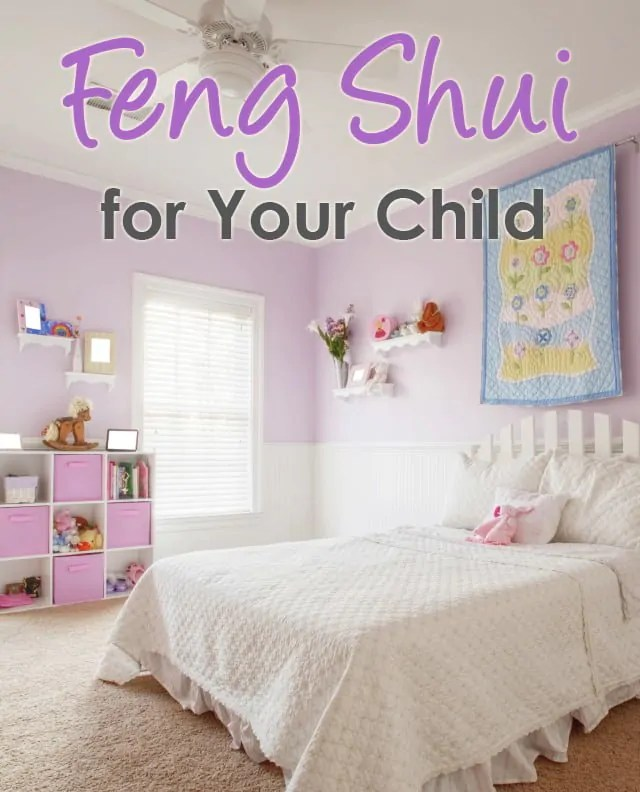 Encourage Calm Healthy Energy With Feng Shui In Your Child S Room